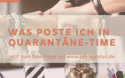INSTAGRAM FAHRPLAN – Kostenlos zum Download
